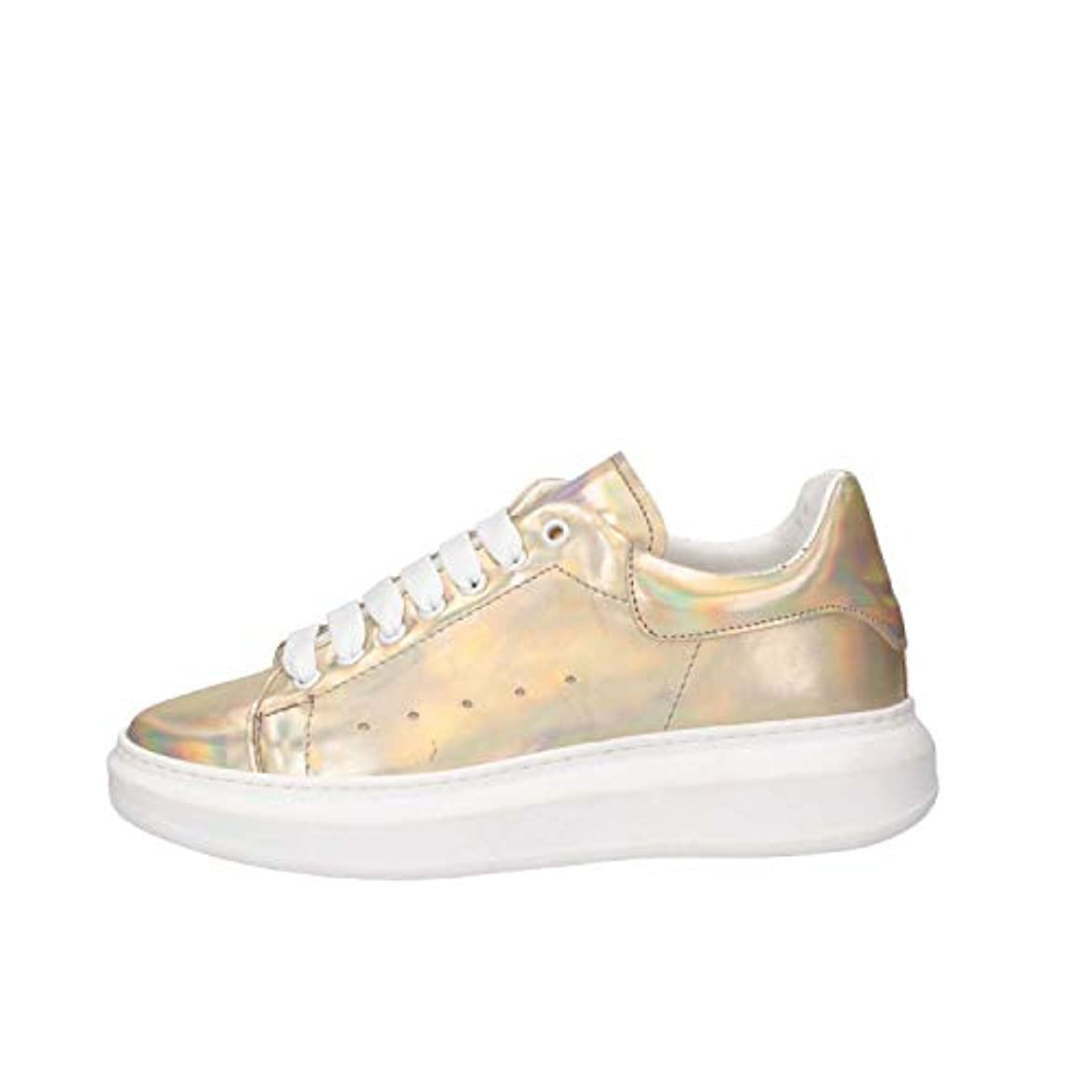 Made In Italy Rey 1d Oro Sneakers Donna