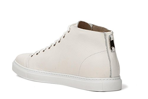 De Tobillo Bianco Zapatos Kph121 Cafè 203 Noir 7Rqgx18