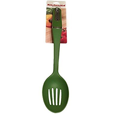 KitchenAid Slotted Spoon (green apple)