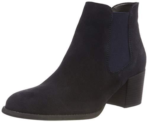Tamaris Navy Women's Blue Boots 805 21 25381 Chelsea UzxPUA