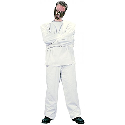 Hannibal Lecter Costume (Maximum Restraint Suit Adult Costume)