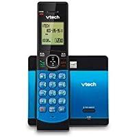 VTech DECT 6.0 CS5119-15 Expandable Cordless Phone w/ Handset - BLUE (Certified Refurbished)