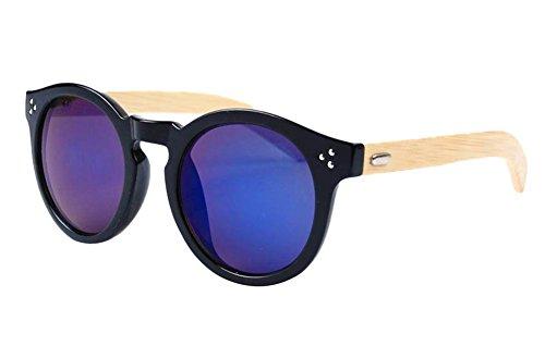 Frame Wood para Gafas 4023MC6 hombre sol Insun de Yapwx0qS