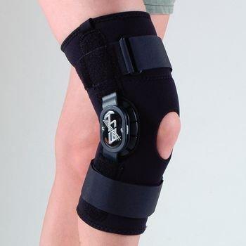 Sammons Preston Velocity Hinged Knee Orthosis (16'' length Small )