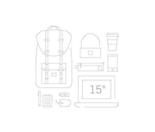 Herschel Supply Co. Little America Backpack, Black, One Size by Herschel Supply Co. (Image #4)