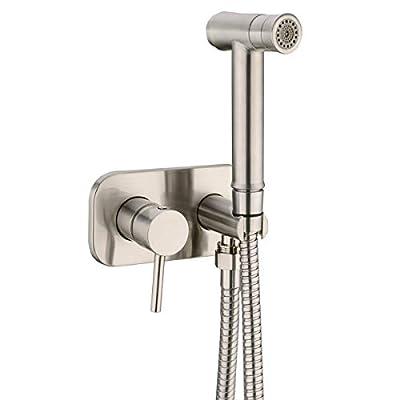 TRUSTMI Brass Bidet Sprayer for Bathroom Toilet