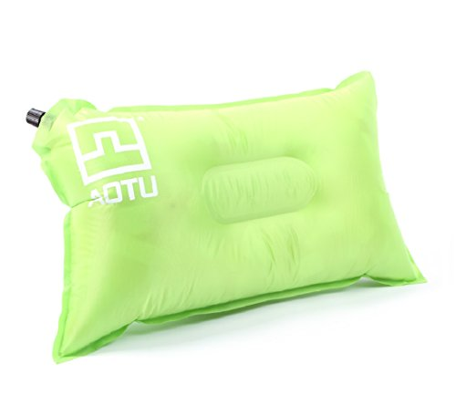 BeautySu. Profession Ultralight Automatic Inflating Travel / Camping Pillows , Compressible Air Pillow for Backpacking Hiking, Motorcycle Trips, Airplanes and Lumbar Support - Balance Macy's