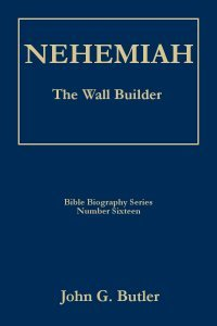 - Nehemiah: The wall builder (Bible biography series)