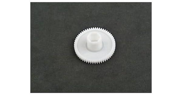Braun Engranaje Rueda dentada 4161 MPZ9 Mpz6 Multiquick Citromatic CJ3000: Amazon.es: Hogar