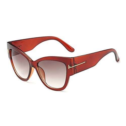 Amazon.com: Kasuki 2016 New Fashion Cat Eye tf Sunglasses ...