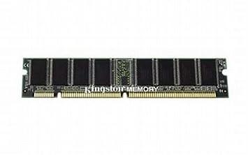Kingston - Tarjeta RAM (128 MB, 133 MHz, no ECC, CL3, 168 ...