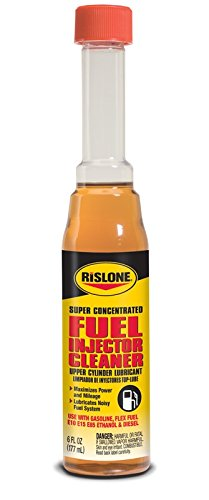Rislone 4701-12PK Fuel Injector Cleaner with Upper Cylinder Lubricant - 6 oz., (Pack of 12)