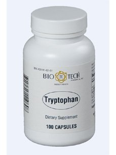 Bio-Tech - tryptophane 500 mg 100 caps
