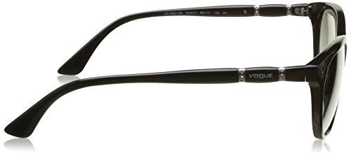 Vogue Noir Gradient vo2894sb black gray Sonnenbrille 88Rpr6