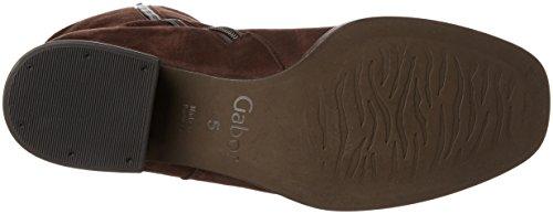 Gabor Shoes Basic, Botines para Mujer Marrón (Brown 18)