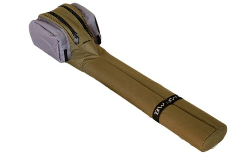 BW Sports Dual Fly Rod & Reel Case 10 ft. (4) Piece Fly Rods - RC-2004