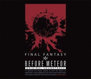 Before Meteor:FINAL FANTASY XIV Original Soundtrack[映像付サントラ/Blu-ray Disc Music]