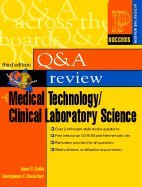 Prentice Hall Health Question & Answer Review of Medical Technology Clinical Laboratory Science (3rd, 02) by Ciulla, Anna - Buescher, Georganne [Paperback (2001)]