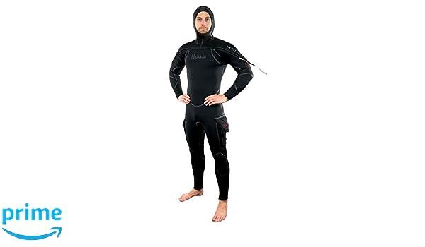 Amazon.com : Hollis Mens NEOTEK Semi-Drysuit - Size XXX ...