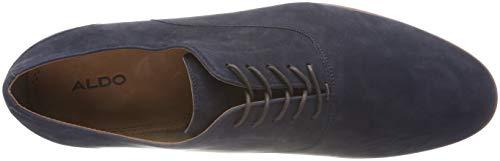 Azul para Hombre Derby Dark Aldo de Blueflow Wen Zapatos Cordones r 0wTq8FY