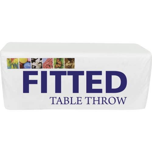 6 Fitted Table Throw