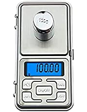 ميزان جيب رقمي لتوزين المجوهرات بتصميم صغير الحجم مزود بشاشة ال سي دي - (0.01 - 200 غرام)
