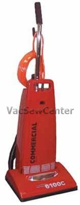 Bernina Commercial Upright Vacuum: Model 6100C, 01-4725-34