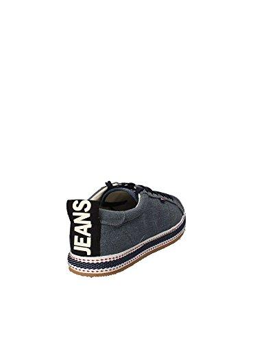 Man Hilfiger Tommy Bleu Em0em00096 Sneakers 4qn8xUp1
