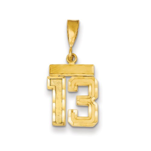 14k Yellow Gold, Varsity Colle