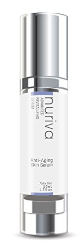 Nuriva- Advanced Revitalizing Anti Aging Serum- Minimize Fine Lines and Wrinkles- Boost Collagen (Radiance Aging Moisturizer Anti Fresh)