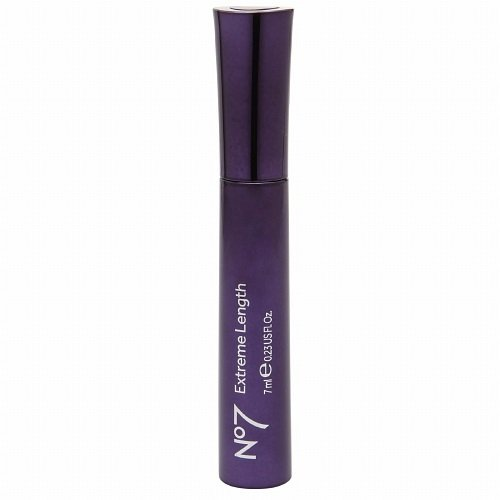 Boots No7 Extreme Length Mascara Brown/Black 7ml