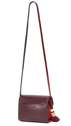 and Plum James Bag Elizabeth Women's Eloise Field BnAzqqUw