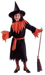 Wendy The Witch Costume (WENDY THE WITCH CHILD SMALL)