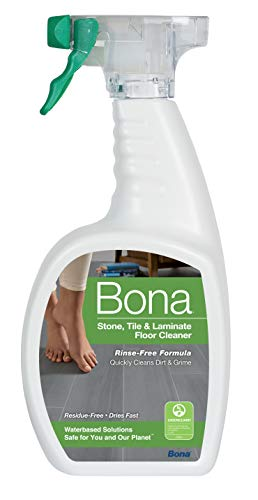 Bona Stone, Tile & Laminate Floor Cleaner Spray, 32 oz, 32 Fl Oz