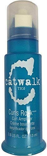 TIGI Catwalk Curls Rock Amplifier 3.8 oz ( Pack of 2)
