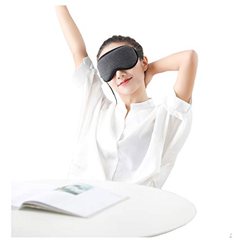 LXDART Heating Eye Mask With USB Temperature Co...