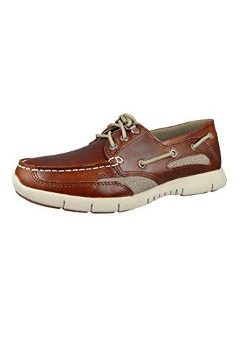 Chaussures Bateau Clouthitch Fgl Hommes Marron Lite Sebago fHqZ4Uc5U