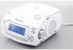 太知 CDクロックラジオ