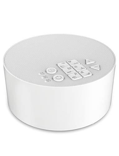 White Noise Machine -Absone Sleeping Sound Machine for & Rel