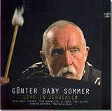 Gunter Sommer: Live In Jerusalem [CD]
