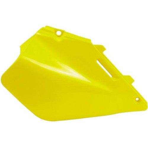 Ufo Plastic Side Panels Yellow for Suzuki RM 80 86-99 Ufo Plastics