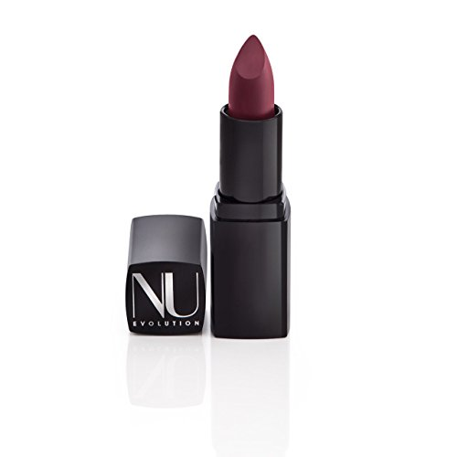 NU EVOLUTION Lipstick Made with Natural Organic Ingredients No Parabens, Propylene Glycol… SASSY