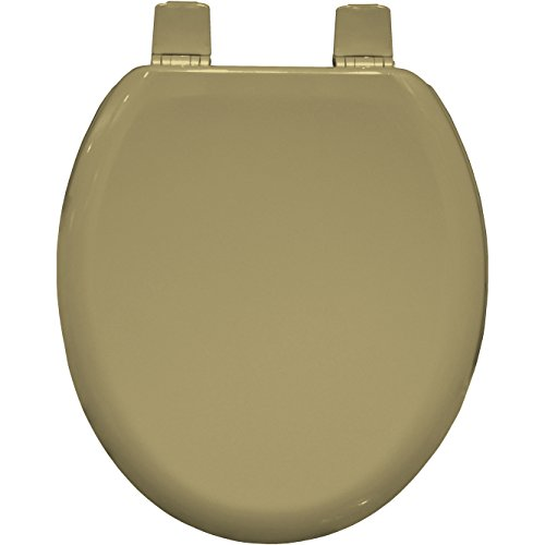 Bemis Chicago STAY TIGHT Toilet Seat - Pampas by Bemis (Image #2)