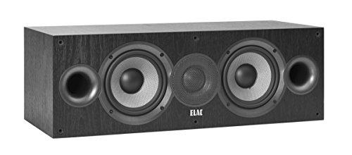 ELAC DEBUT C5.2 Center luidspreker zwart decor