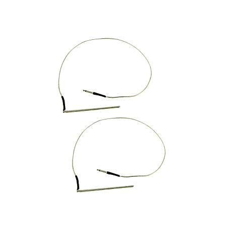 Musiclily Guitar Under Saddle Piezo Bridge Pickup for Acoustic Guitar Replacement Parts(Pack of 2)