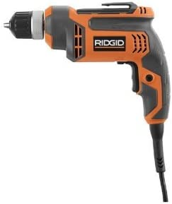 Ridgid R70011 3 8-Inch Heavy Duty VSR Drill Renewed
