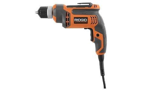 Ridgid R70011 3/8-Inch Heavy Duty VSR Drill (Certified Refurbished)