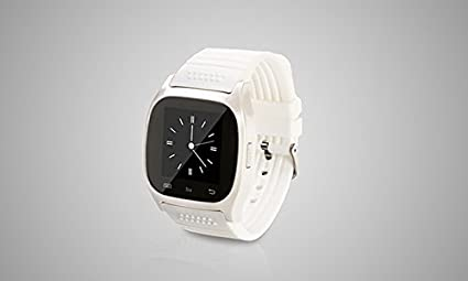 Smartwatch multifunción SW-536 de Smartek (BLANCO): Amazon ...
