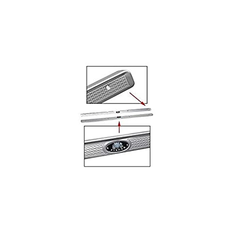 Eckler's Premier Quality Products 57131412 Chevy Sill Plates 2Door Show Quality