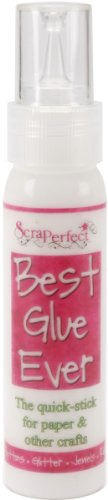 Scraperfect Best Glue Ever, 2-Ounce (445616)